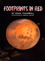 Footprints in Red