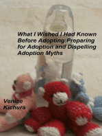 What I Wish I Had Known Before Adopting