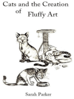 Cats and the Creation of Fluffy Art
