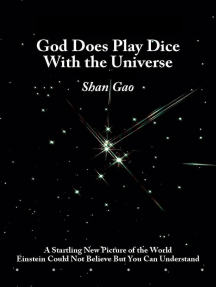 God Does Play Dice with the Universe
