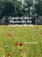 Creative Mini-Mysteries for Creative Minds