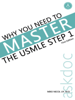 Why You Need to Master the USMLE Step 1