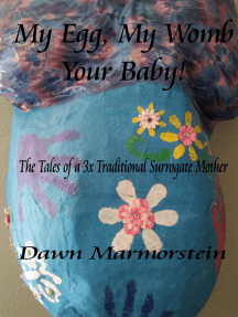 My Egg, My Womb, Your Baby: The Tales of a 3X Traditional Surrogate Mother