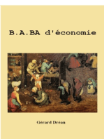 B.A. BA d'économie
