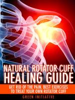 The Natural Rotator Cuff Healing Guide