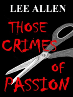 Those Crimes of Passion