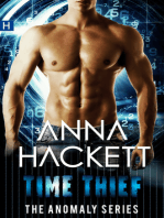 Time Thief (Anomaly Series #1)