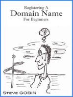 Registering A Domain Name For Beginners