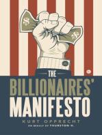 The Billionaires' Manifesto