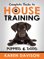 Complete Guide to House Training Puppies and Dogs