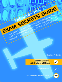 PPL Exam Secrets Guide: Aircraft General & Principles of Flight