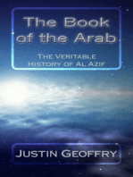 The Book of the Arab: The Veritable History of Al Azif