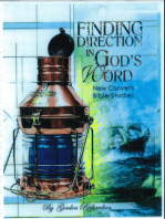 Finding Direction in God's Word