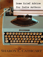 Some Brief Advice for Indie Authors