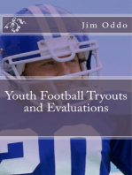 Youth Football Tryouts and Evaluations