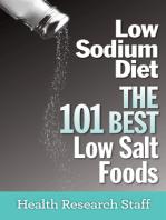 Low Sodium Diet