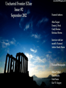 Uncharted Frontier EZine Issue 2