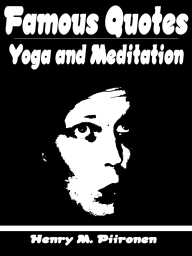 Famous Quotes on Yoga and Meditation