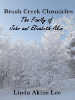 Brush Creek Chronicles