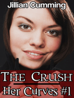 The Crush (Her Curves #1) (BBW Curvy Erotic Romance)