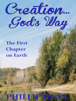 Creations God's Way