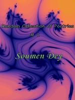 Random Collection of Poetries # 1