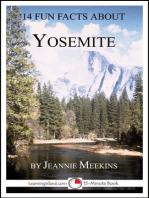14 Fun Facts About Yosemite