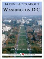 14 Fun Facts About Washington DC