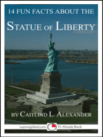 14 Fun Facts About the Statue of Liberty