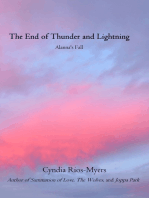 The End of Thunder and Lightning
