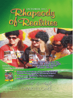 Rhapsody of Realities October 2012 Edition