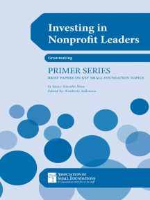 Investing in Nonprofit Leaders