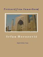 Postcard from Samarkand