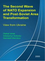The Second Wave of NATO Expansion and Post-Soviet Area Transformation