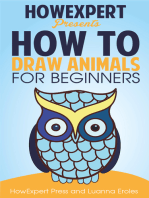 How To Draw Animals For Beginners
