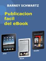 Publicación fácil del eBook