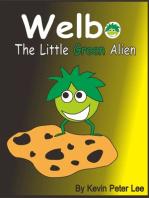 Welbo The Little Green Alien