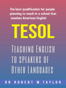 Teaching English to Speakers of Other Languages by Robert Taylor - Book -  Read Online