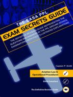 PPL Exam Secrets Guide: Aviation Law & Operational Procedures