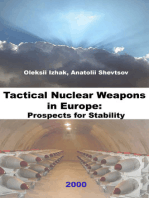 Tactical Nuclear Weapons in Europe