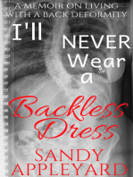I'll Never Wear a Backless Dress