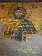 New Testament Theology of Discipleship, An Anthology, 4th ed.