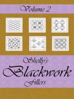 Shelly's Blackwork Fillers Volume 2