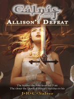 Allison's Defeat (The Calnis Chronicles)