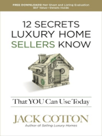 12 Secrets Luxury Home Sellers Know That You Can Use Today