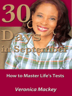 30 Days in September: How to Master Life's Tests