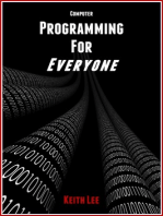 Programming for Everyone