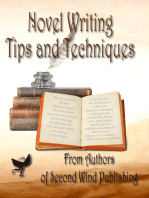 Novel Writing Tips and Techniques
