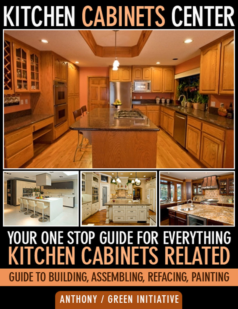 Kitchen Cabinets Center: Your One Stop Guide for ...
