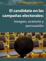 El candidato en las campañas electorales